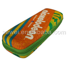 wonderful cool Printed EVA + pu pencil case for school students