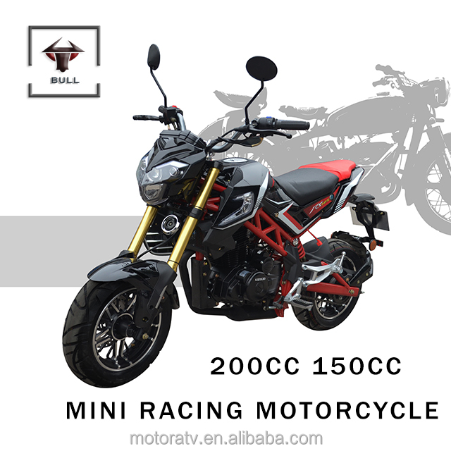 mini Racing Motorcycle Motorbike with 150cc 200cc Engine 200cc motorcycle