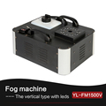 Foshan YiLin powerful 1500w Portable DMX Stage Effects DJ Smoke Machine