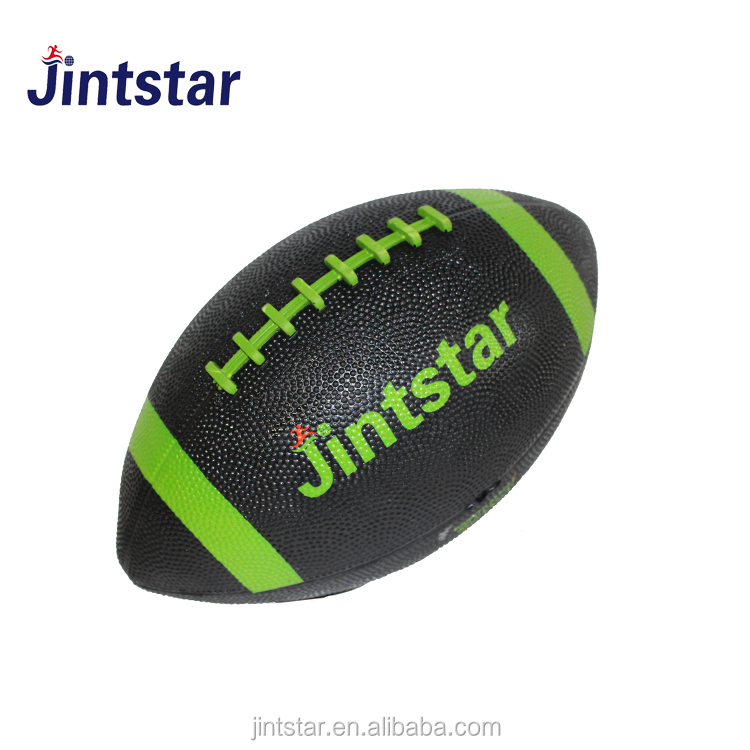 High quality Custom Rubber American <strong>Football</strong> with lower price
