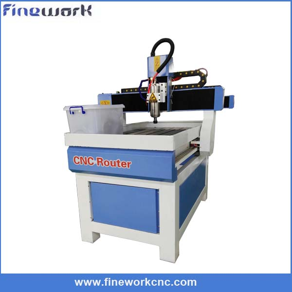 Profesional FW mini metal cnc lathe machine qili 6090 sheet metal cutting and bending machine cnc router