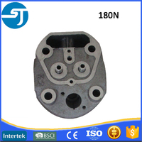 Cylinder head , cylinder cover assembly / assy for diesel engine
