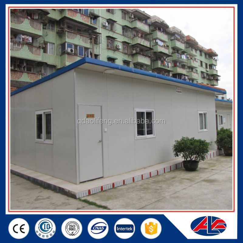 Container Homes Light Steel Prefab House