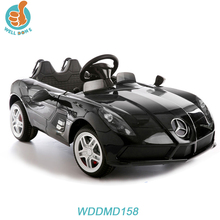 WDDMD158 2017 Hot Sale Children Ride-on Toy Electric Toy Car Henger Kids Electric Car