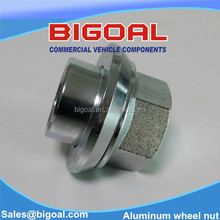 Auminum Wheel nut/stud for BPW trailer