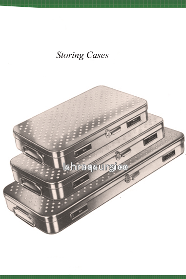 ( Storing Cases) Surgical Instruments