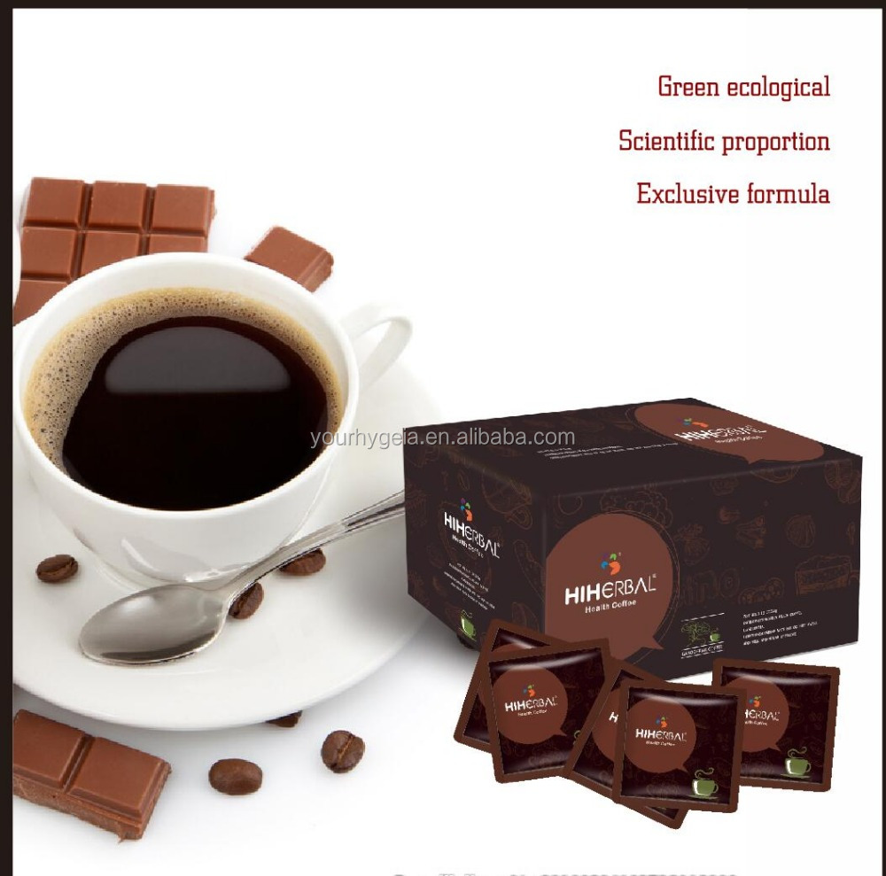 ganoderma king of herbs coffee manufacturer factory directly supply