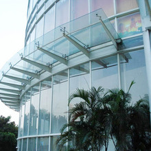 One-stop Solution glass unitized curtain wall system