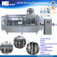 Portable water filling packing machine