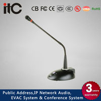 ITC TS-338 Top Rated Phantom Powered Heart Shape High Sensitivity Condenser Microphone