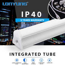 UL ETL DLC TUV CE SAA C-TICK coffee house t8 integration led tube