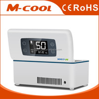 M-COOL Home and Holiday portable wholesale cooler box/bag CE&ROHS approval hot and cold mini fridge for insulin