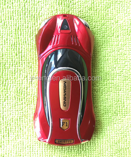 Suitable Smaller Size For Car Shaped Mobile Phone