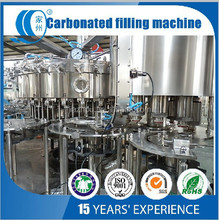 Soft Drink Filling Machine/Gas Filling Machine