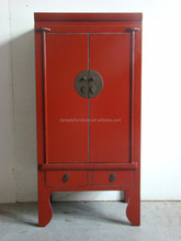 fancy antique style chinese bedroom wardrobe design