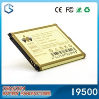 High power 2600mAh I-TOP Mobile Phone Battery for Samsung Galaxy S4 i9500