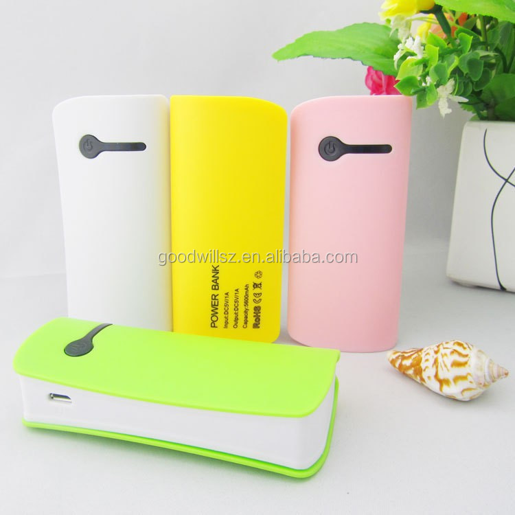 Mobile phone charger, new design fashion look mobile power bank, portable phone charger