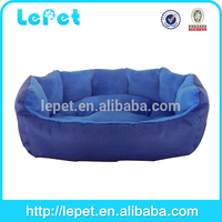 acrylic clear round pet cat bed