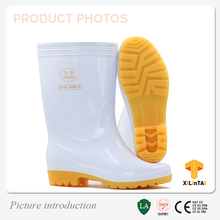 waterproof ankle pvc rain boots
