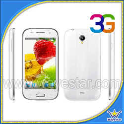 "4"" Touch Screen Single Core Dual Sim No Brand Cell Phone Wholesale for All of the World"