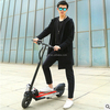 2017 hot sale Two wheels mini pocket bike scooter 2016 500W 48V