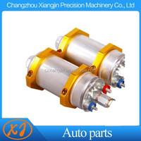 CNC Aluminum 60mm Dual fuel pump bracket suit bosch 044 pumps
