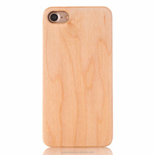 OEM Factory Natural Wood Handmade Mobile Phone Cases for Apple Iphone 7