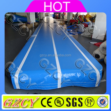 Inflatable air track used wrestling mats gym equipment for sale