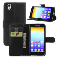 Custom Hot Selling Leather Flip Leather Case for Lenovo Vibe X S960