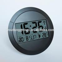 description for a multifunction wall clock retro