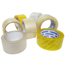 alibaba best sellers free shipping solvent based acrylic packing BOPP tape from jiaozuo