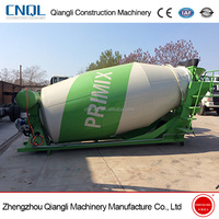 Good quality and price concrete mixer drum truck for sale