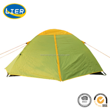 3~4 person beach hexagonal double layer camping tent