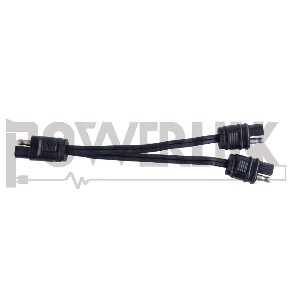 S90010 2 way Y-Cable Wire harness 6 inch
