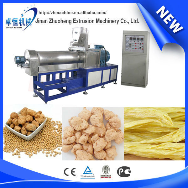 alibaba Cheap Wholesale soya meat/defatted soy protein food machines