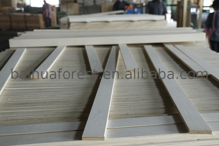 Poplar core pallets used lvl plywood