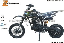 Gas powered off road colored top quality 4-stroke dirt bike for sale