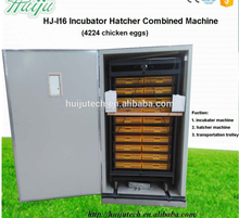 Best brand egg inucbator supplier Focus industry group 88-33792 fully automatic egg incuabtor egg hatcher HJ-IH4224