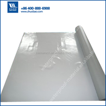 pvc stretch waterproof membrane wall building materials waterstop membrane torches