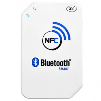 Wireless Bluetooth HF RFID NFC Reader Writer for iOS Android Mobile Smart Phones Tablet PC Windows Mac OS Linux with FREE SDK