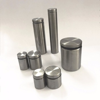 High Quality Stainless Steel Standoff 25mm 100mm With Satin Finished