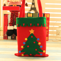Large Size Christmas Gift Bags New Year Santa Cloth Bag High Quality Christmas Decoration Supplies Gift Bag