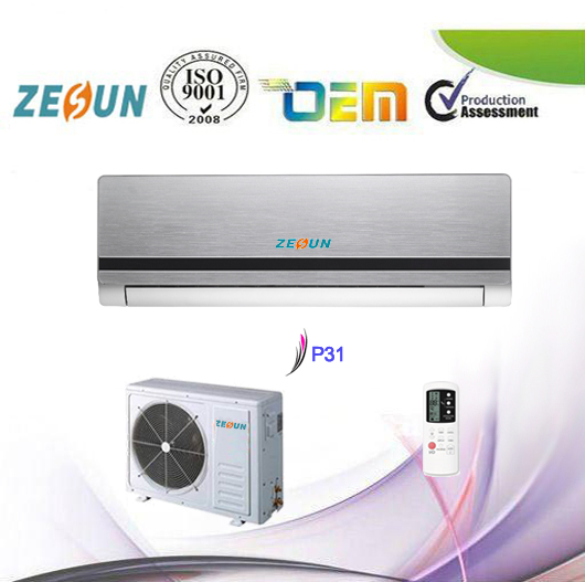 In Stock!!!220V/50Hz 9000 BTU R22 ,0.5 Ton Power Wall Mounted Split Room Power Saver Energy Saving Smallest Air Conditioner