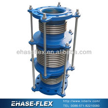 Metal Straight Pressure Balanced Corrugated Expansion Joint