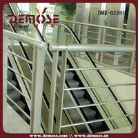demose galvanized steel pipe balcony railing with low price