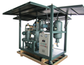 Ultra High Voltage Oil Purifier Oil Filtration Machine