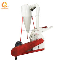 NEW DESIGN crusher for waste wood/nail wooden pallet crusher machine