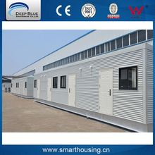Stronger durable cheap prefabricated modular homes for sale