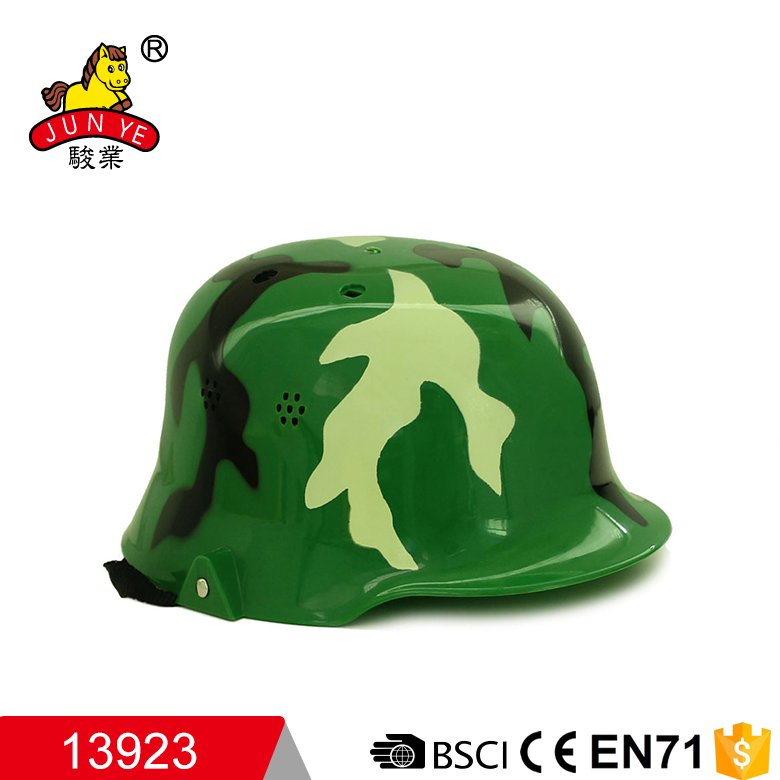 Funny Hat Design China mini police military motorcycle helmet