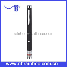 Hot selling new design green laser pointer pen for teaching ABL383